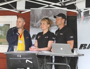 (Svenska) Rallybevakning på nytt vis med South Swedish Rally