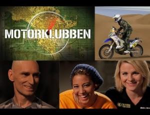 (Svenska) Se sista avsnittet med Motorklubben. Gäst: Tina Thörner
