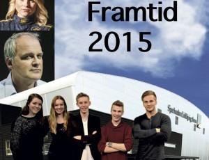 """(Svenska) Ramona inspirerade gymnasieungdomar under """"Framtid 2015″"""
