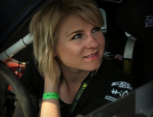 Spirits high for Ramona before home RallyRX in Sweden