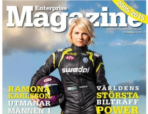 Ramona's Interview with Enterprise Magazine