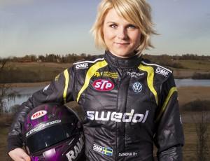 (Svenska) Ramona kommer till start i SM-finalen på Solvalla i helgen