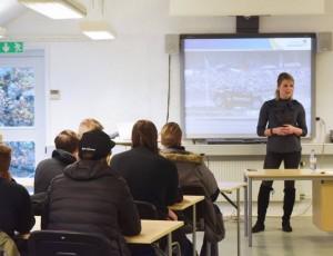 (Svenska) Ramona avslutar framgångsrik gymnasieturné
